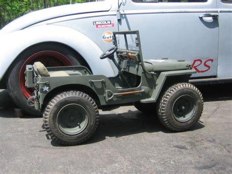 mini willys jeep amazing mini gocart wwii willys jeep replica