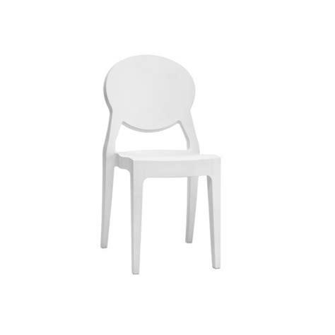 sedie bianche cucina sedie per cucina moderna arredamento locali contract