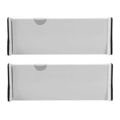 Dresser Drawer Organizer Divider by Oxo 1391200 Expandable Dresser Drawer Dividers 4 Inch