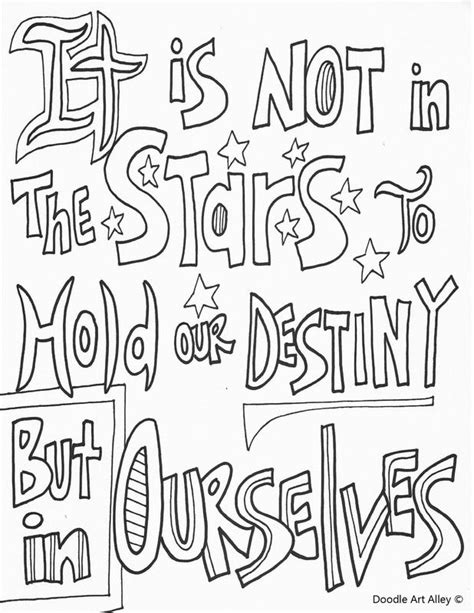 printable page of quotes 648 best adult coloring pages images on pinterest