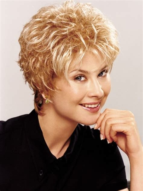 wigs for women over 70 with fine thin hair short