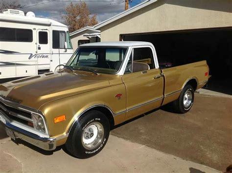 golden trucks 67 68 chevy truck gold 176 176 67 72 trucks dβ