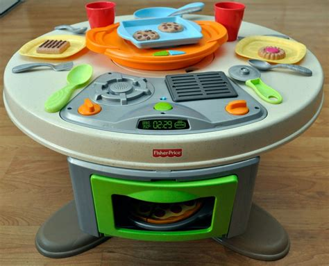 Fisher Price Kitchen Table by Gift Guide 2012 Fisher Price S Servin Surprises