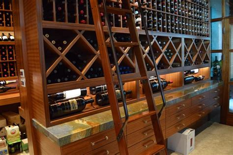 Canada Wine Rack by Custom Wine Cellars Vancouver Local Wine Cellar Builders