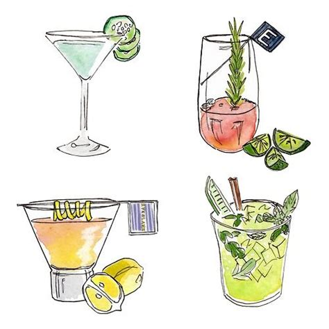 fashioned cocktail illustration fashioned cocktail drawing imgkid com the