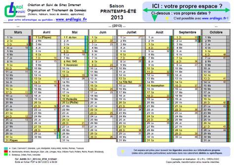 Calendrier T F C Ordilogic Fr Calendrier Saison Printemps T 2013 Fr