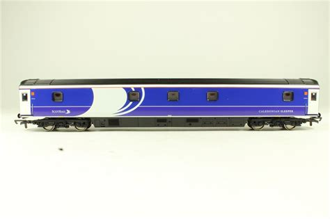 Scotrail Caledonian Sleeper by Hattons Co Uk Hornby R4283 Ln Mk3 Scotrail Caledonian