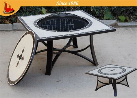 world most beautiful bbq table kingjoy outdoor square top steel legs barbeque marble
