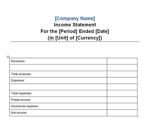 multi step income statement template excel 27 income statement exles templates single multi