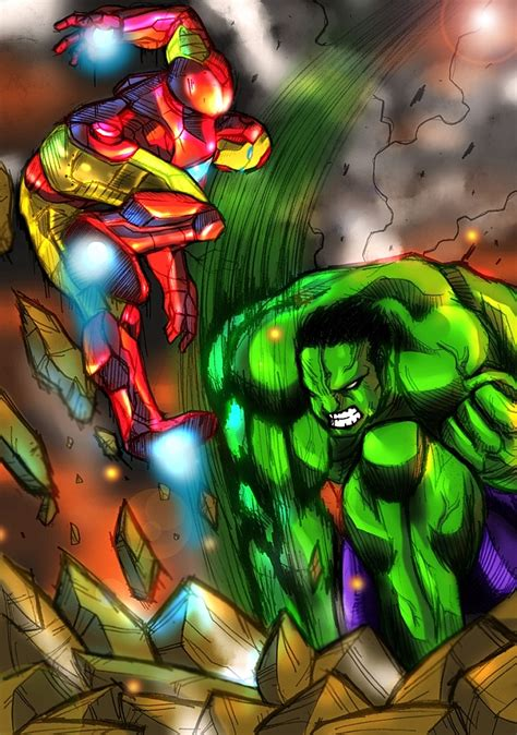 566 Iron 2610 Vs Captain America iron vs 3 by darroldhansen on deviantart