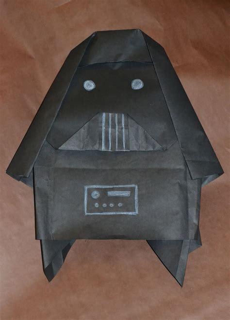 Origami Lightsaber - origami lightsaber