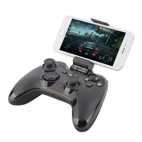 mfi bluetooth wireless controller joystick for iphone 5 6 6s plus oe ebay