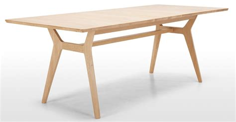 extendable kitchen table inexpensive two tone extendable wooden dining table with