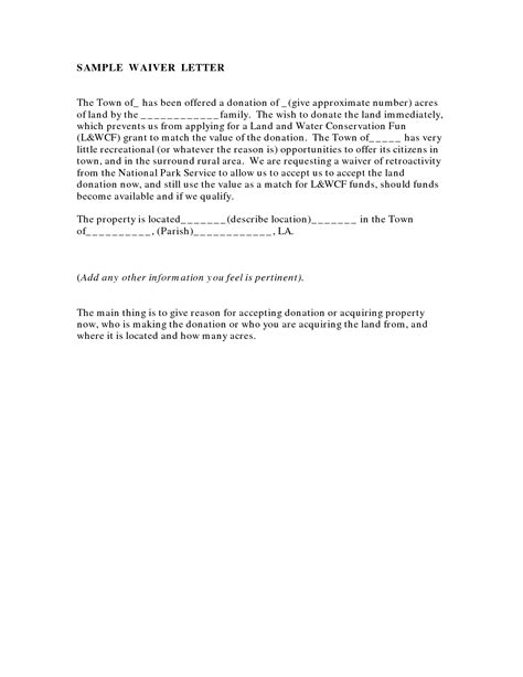 Reference Letter For Immigration Waiver penalty waiver letter template letter template 2017