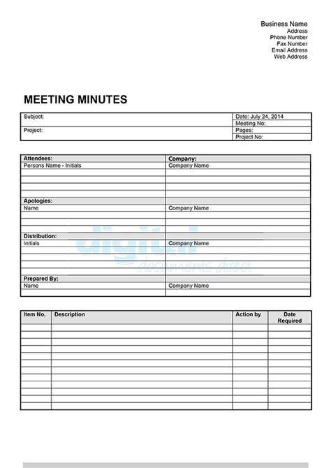 recording minutes template meeting minutes template now digital