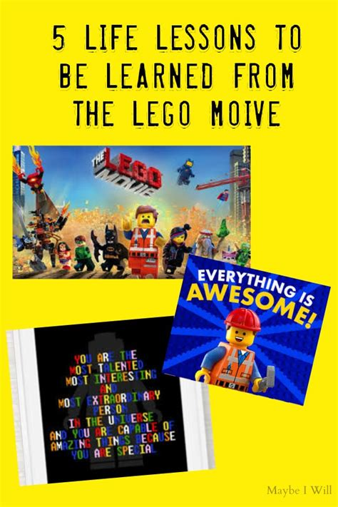 5 Lessons Learned Companies by 5 Lessons To Be Learned From The Lego