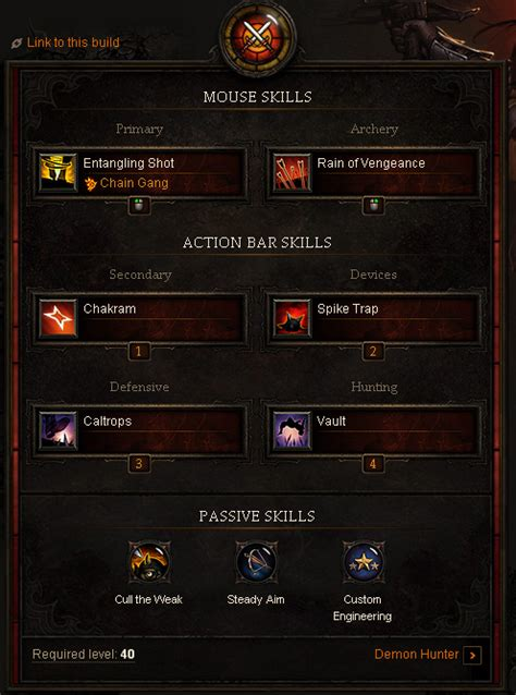 diablo 3 leveling guide almars guidescom diablo 3 demon hunter leveling and build tips new game