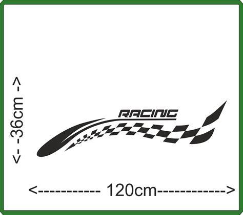 Autoaufkleber Xxl by Karo Flagge Autoaufkleber Xxl Dekor Streifen Sticker