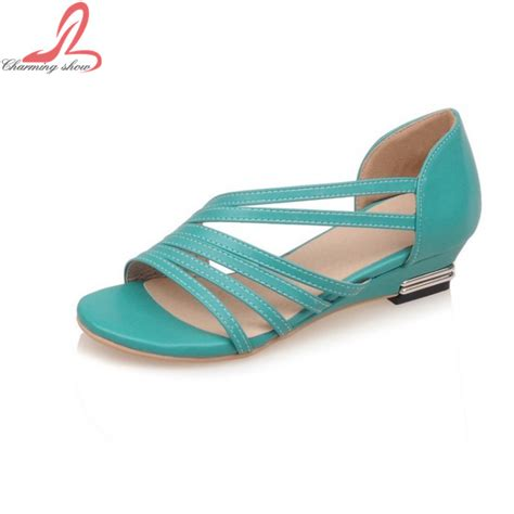 wedges sandals cheap get cheap low wedge sandals aliexpress