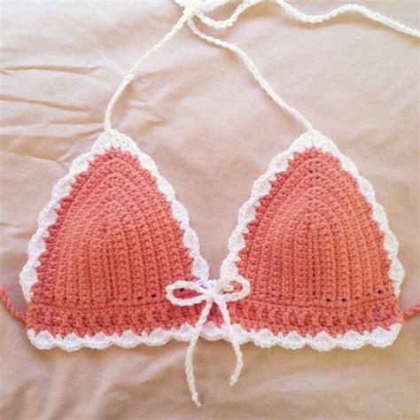 Crochet Bra 1000 ideas about crochet bra on crochet