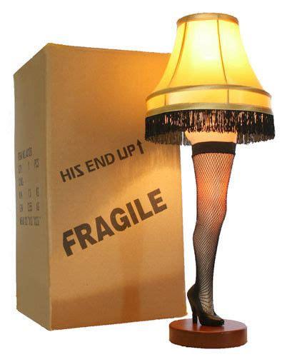 a christmas story leg l lights 26 quot a christmas story deluxe desktop leg l ebay