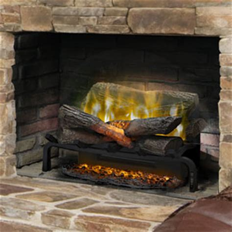 Fireplace Log Kits by Dimplex Electric Fireplace Inserts