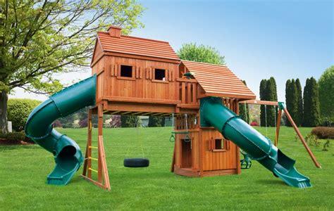 house swing fantasy tree house playset 6 fantasy tree house swing set 6
