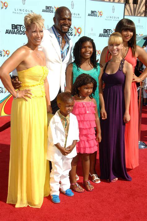 terry crews kids 12 celebrities with lots of kids