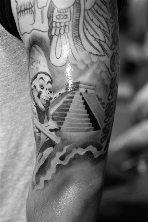 aztec tattoo bryangvargas