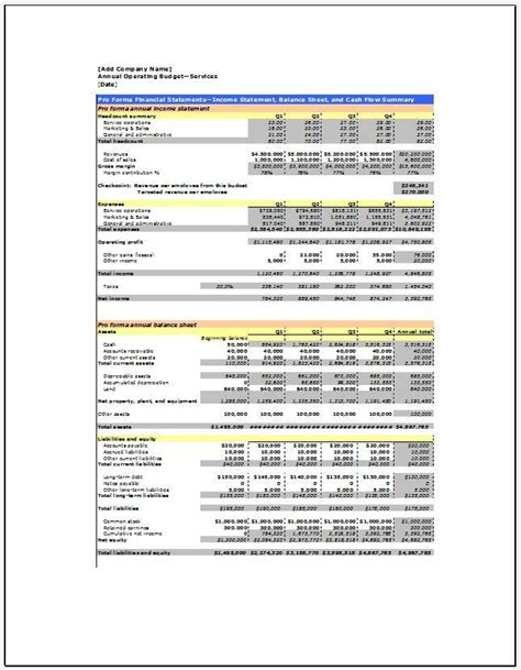10 church budget templates free sample example format download