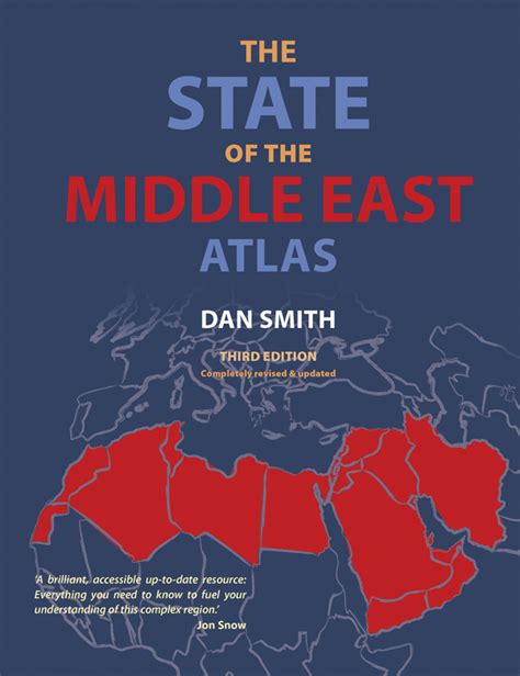 atlas of the week the state of the middle east atlas mappenstance