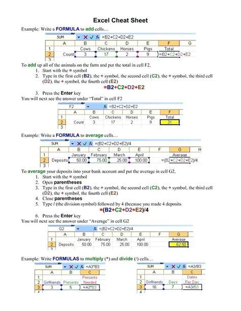 excel tutorial accounting pdf excel accounting formulas virtuart me