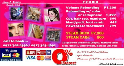 hair perm in cebu city volume rebond philippines best hair color salon in