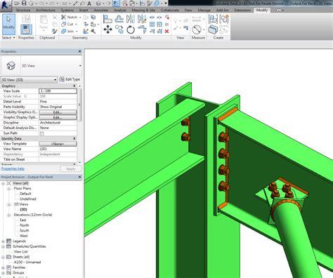 tutorial autocad structural detailing 2013 pdf revit structure 2014 and tekla structures 19 1 autodesk
