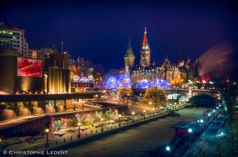 canada christmas lights ottawa seen 365 ways in 365 days25 days of ottawa lights 24 rideau canal and the