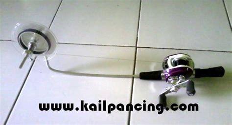 Mesin Pancing Shimano Indonesia menggunakan penggulung spool handle yang nyaman kail pancing dot