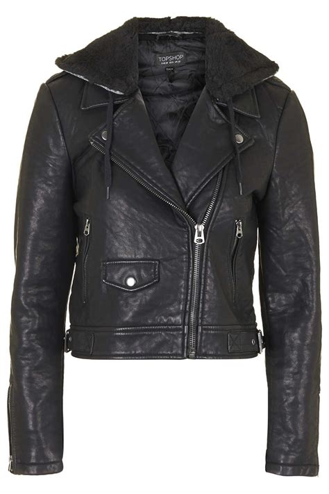 Faux Leather Jacket by S Faux Leather Jackets For 2018 Become Chic