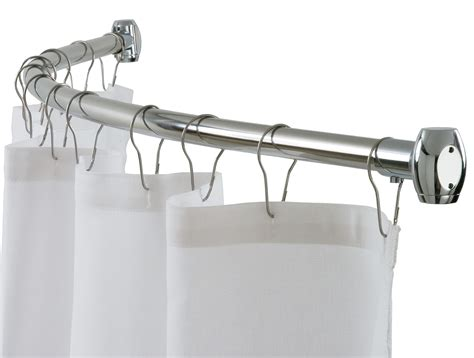 curved corner curtain rod curved curtain rod for corner home design ideas