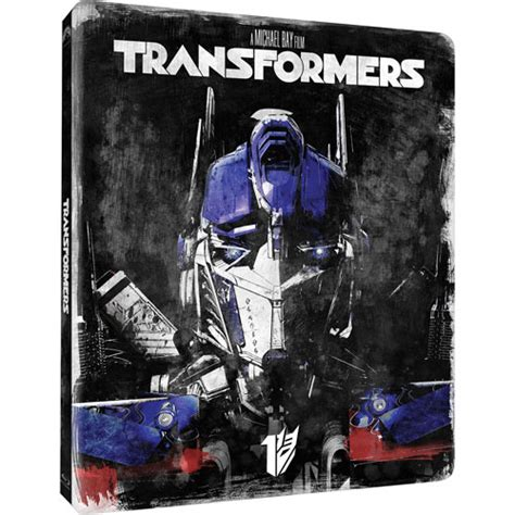 Transformers The Uk Exclusive Steelbook transformers 1 4 steelbooks best buy canada exclusive canada forum
