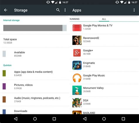 android storage space running out i m running on when the energy fro by suzanne
