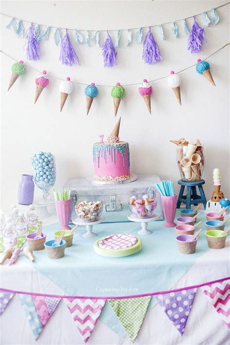 table decorations for parties 394 best ice cream party ideas images on pinterest ice