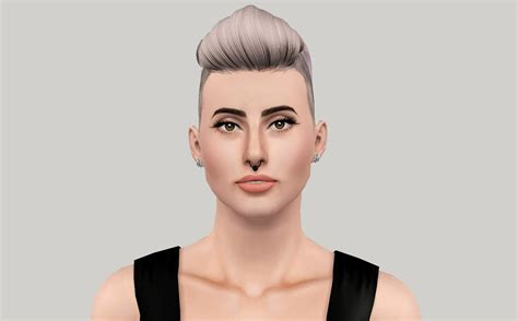 ox horns hairstyle ox horns hairstyle newsea and ea hair mashup by momo