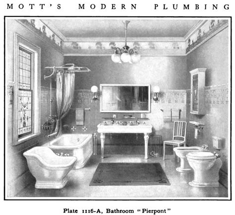 mott s plumbing fixtures catalogue a classic reprint books 147 best early 1900s bathrooms images on