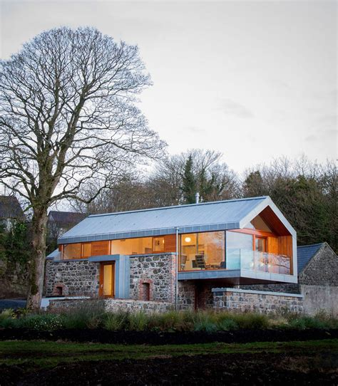 Barns Designs barn conversion in broughshane northern ireland