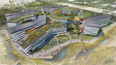 where is google headquarters located google is building a new googleplex and it s very googly