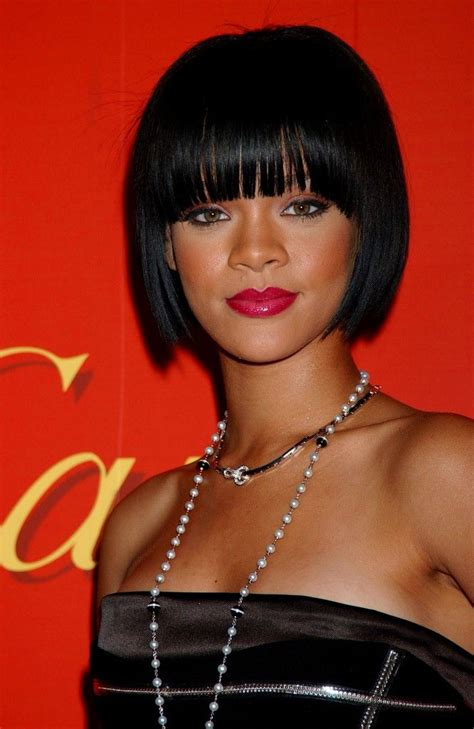 25 pictures of pixie haircuts rihanna short bob haircut 2016 127 best images about hot haircuts on pinterest bobs