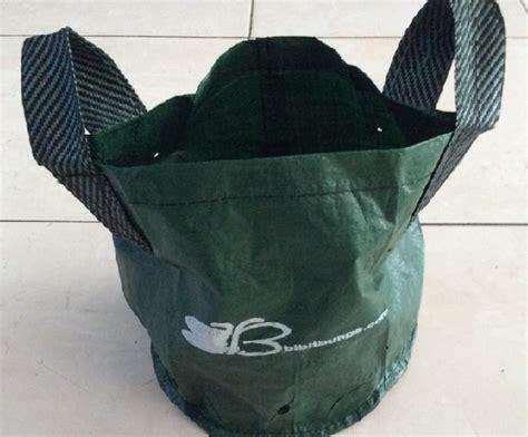 Planterbag 50 Liter Hijau jual planter bag