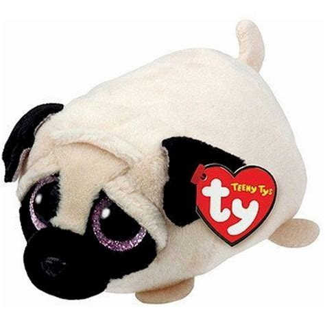 beanie baby pug republic jewelry coins collectibles ty beanie boos