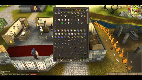 trumpf bank runescape trumpf s stats and bank