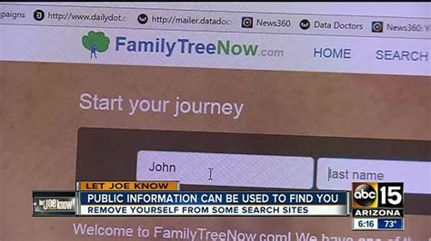 How To Opt Out Of Search How To Keep Your Information Out Of Searches Abc15 Arizona